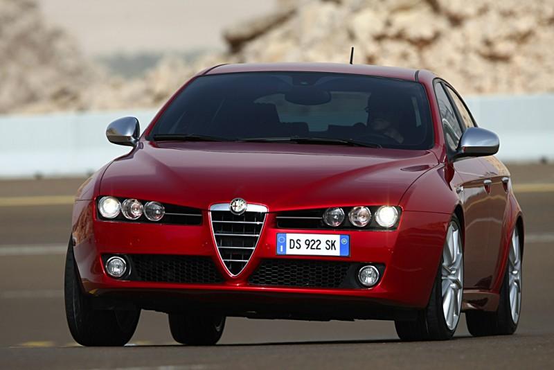 Alfa Romeo 159 - My2009 - 1750 TurboBenzina