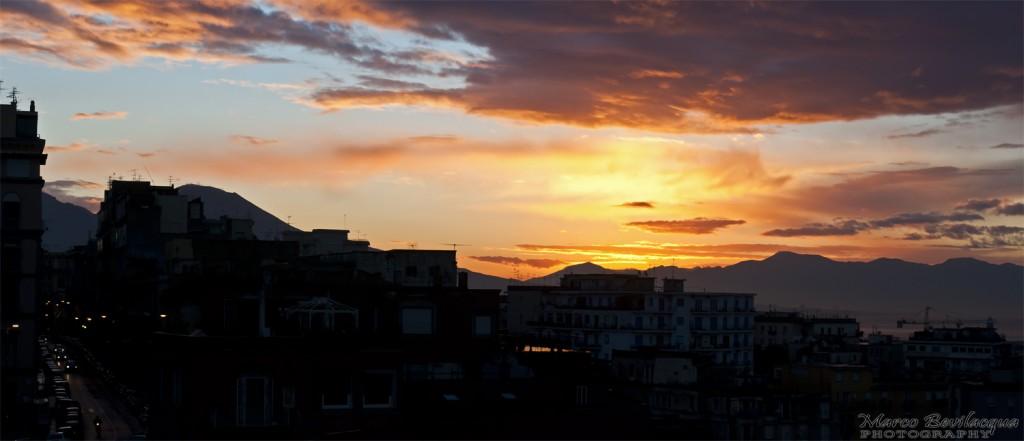 Sunrise from My Window - 31.01.2011