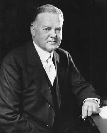 Herbert Hoover - Presidente USA (1928/32)