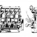 Alfa Romeo 4 Cilindri 1300 cmc (Bialbero)