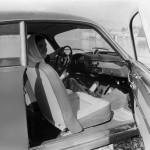 Interni Alfa Romeo Giulietta Sprint - 1954