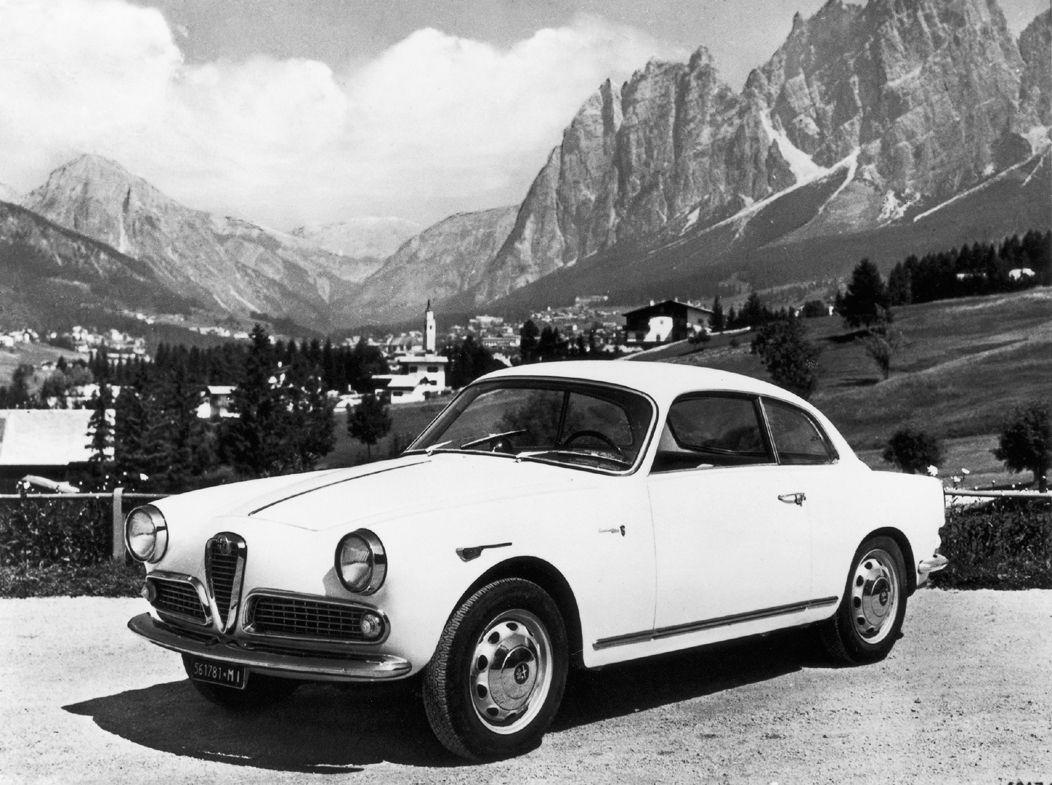 1954 alfa romeo giulietta sprint classic automobiles. Black Bedroom Furniture Sets. Home Design Ideas