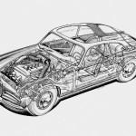 Alfa Romeo Giulietta Sprint - Meccanica