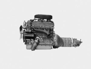 "Motore Alfa Romeo 1300 ""bialbero"""
