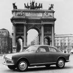 Alfa Romeo Giulietta Sprint - 1954