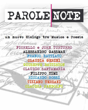 Parole Note Vol. II