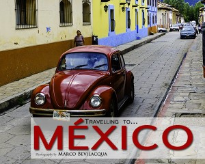 Travelling to... México FrontCover